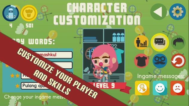 Badminton Stars screenshot 10