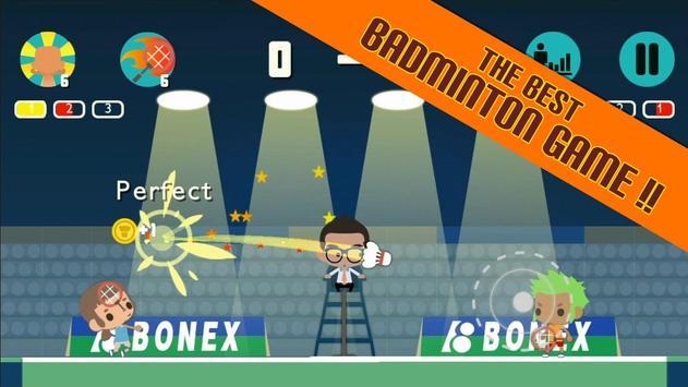 Badminton Stars screenshot 12