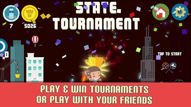 Badminton Stars screenshot 4