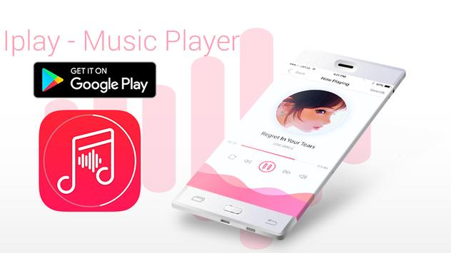 imusic plus - music player os 10 style poster