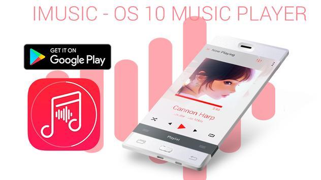 imusic plus - music player os 10 style apk screenshot