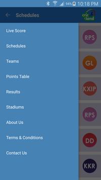 IPL Cricket Score Updates 2018 screenshot 1