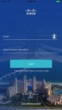 CiscoConnect UAE 2017 screenshot 1