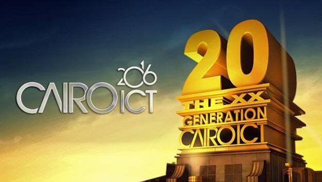 Cairo ICT poster