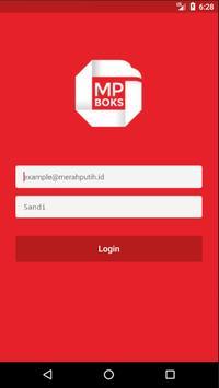 MPBOKS screenshot 1
