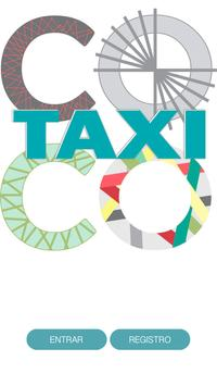 COCOTAXI Conductor poster