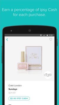ipsy Shopper screenshot 1