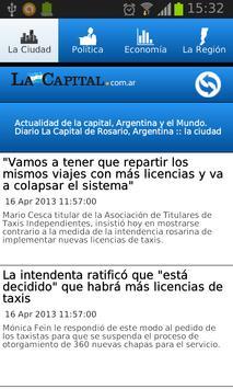 Diario La Capital poster