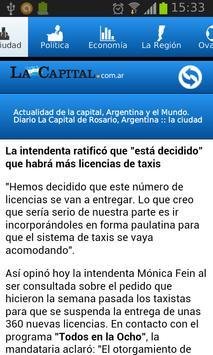 Diario La Capital apk screenshot