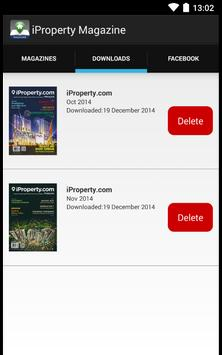 iProperty Magazine apk screenshot