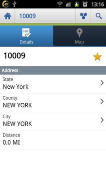 US Zip codes Lite screenshot 3
