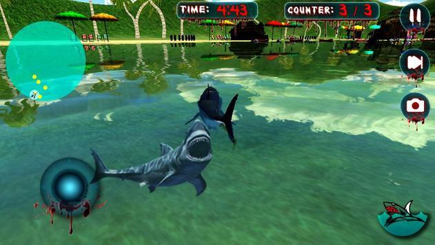 Angry Shark apk screenshot