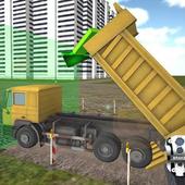 Truck Simulator : Construction icon