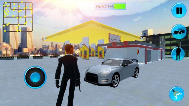 Crime City Security Guardian screenshot 2