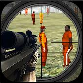 Prison Yard Sniper icon