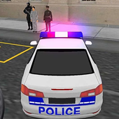 Police Car Driver icon