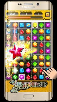 Jewels Switch Gummy : Free Match 3 Puzzle Game screenshot 4