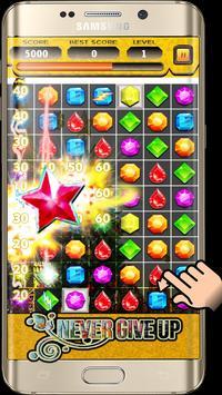 Jewels Switch Gummy : Free Match 3 Puzzle Game screenshot 8