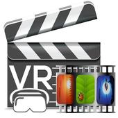 VR Player 360 - Galaxy Videos icon