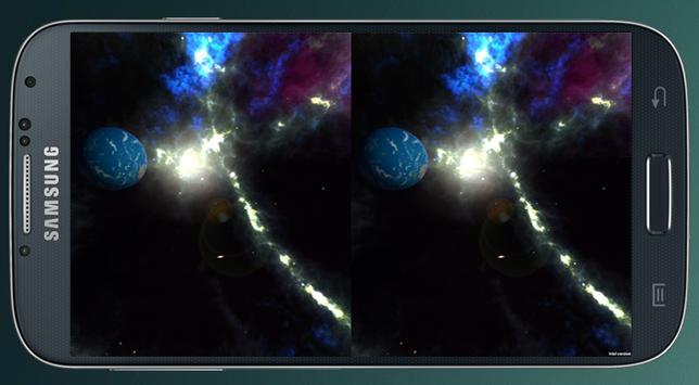 VR Player 360 - Galaxy Videos apk screenshot