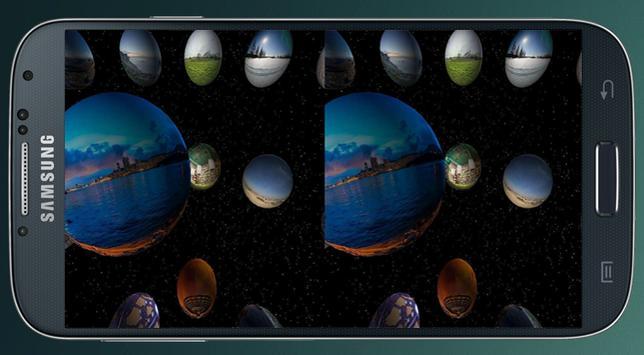 VR Player 360 - Galaxy Videos screenshot 14