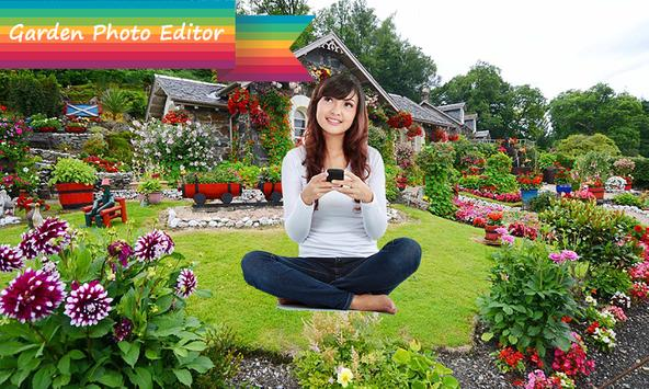 Nature Garden Photo Frames Editor for Android - APK Download