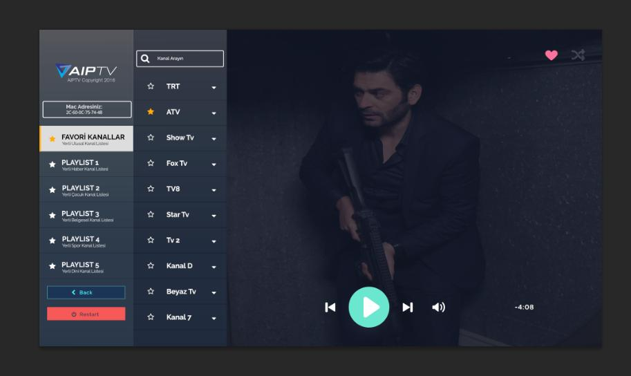 A iPTV Player for Android - APK Download