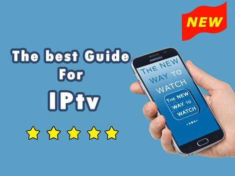 television IPtv guide extreme 2018 poster