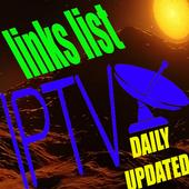 IPTV LINKS LIST icon