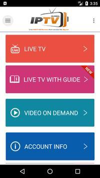 IPTV Global Screenshot 1