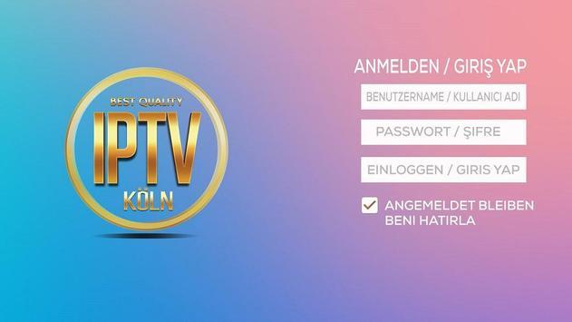 IPTV KOLN ảnh chụp màn hình 1
