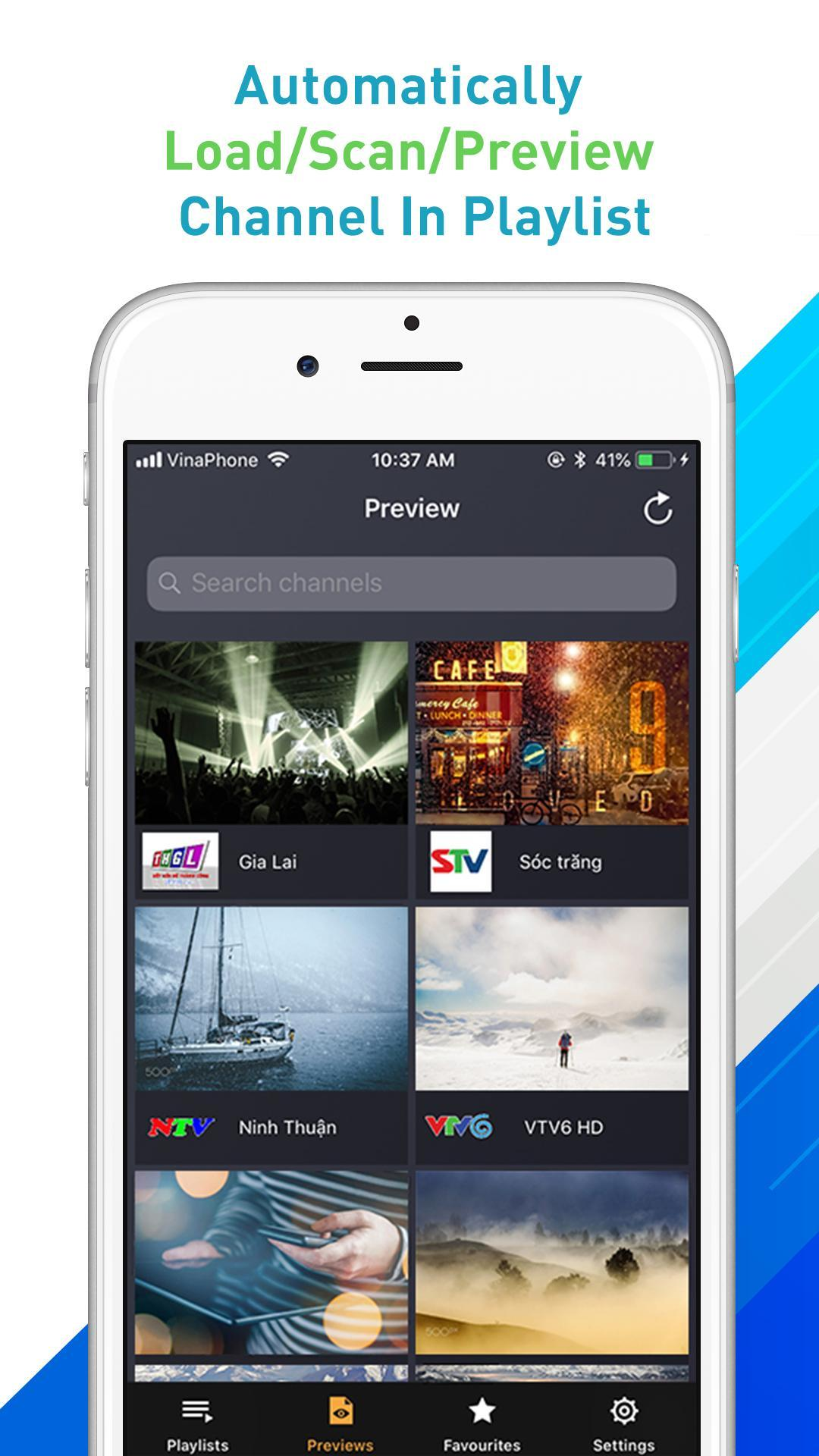 Smart IPTV Player para Android - APK Baixar