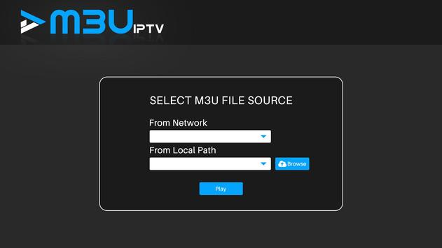 M3U Player : M3U IPTV Player for Android - APK Download