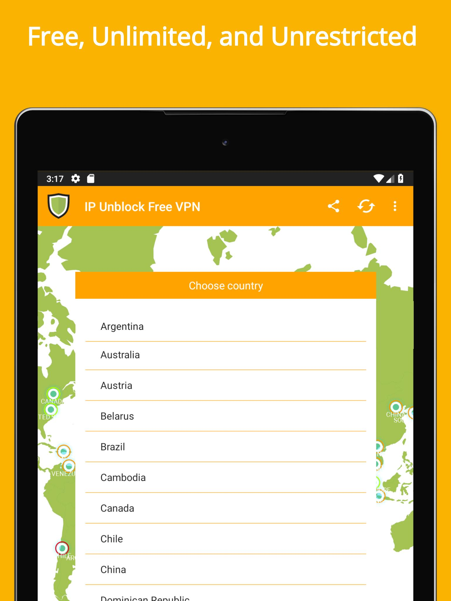 IP Unblock - Free VPN Unblock sites for Android - APK Download