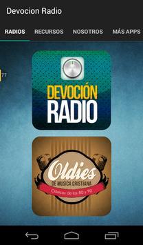 Devoción Radio Cristiana 2 screenshot 1