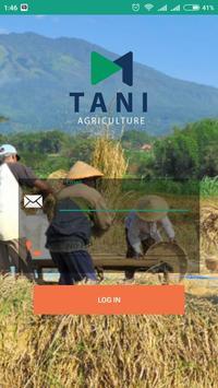 M-Tani Application - Coordinator poster