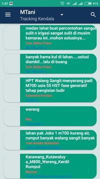 M-Tani Application - Coordinator apk screenshot