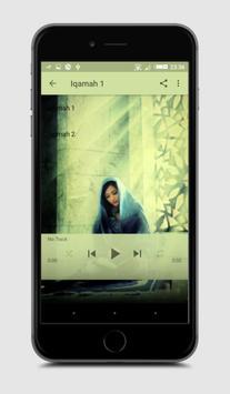 Mp3 Iqamah Merdu apk screenshot