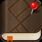 Trip Journal icon