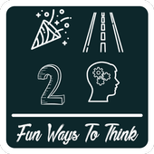Fun Ways to Think - Pics to Words Quiz Game icon