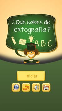 ¿Qué sabes de Ortografía? poster