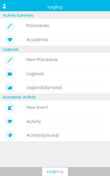surgical logbook by surgilog screenshot 7