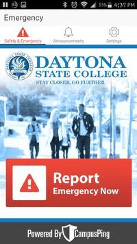 Daytona State College Plakat