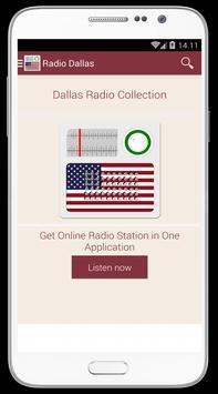 Radio Dallas poster