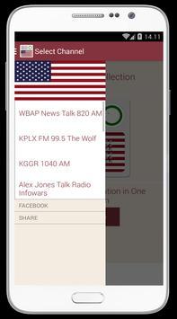 Radio Dallas screenshot 1