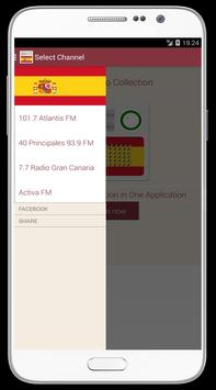 Radio Spain screenshot 1