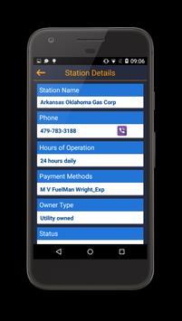 Alternate Fuel Stations - USA screenshot 4