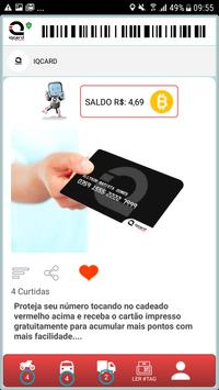 IQCARD poster