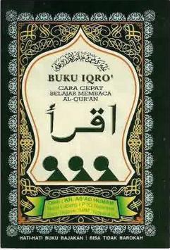 IQRO Jilid 3 poster