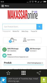 MakassarOnline screenshot 1